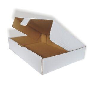 Mailing Box Bx6 220x145x35mm Diecut Strong Mailer Boxes Video DVD CD Mel Metro