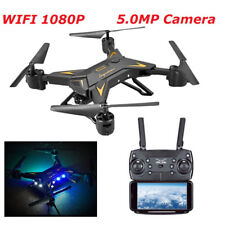 Foldable WIFI Quadcopter Drone with 1080P Camera Selfie Drone Children Kids Gift
