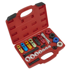 Sealey Fuel & Air Conditioning Disconnection Tool Kit 21pc -VS0457