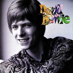 DAVID BOWIE - THE DERAM ANTHOLOGY 1966-1968 [CD] NEW