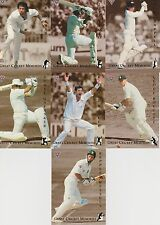 Cricket Great Cricket Memories Full Set (7) 1994 Series