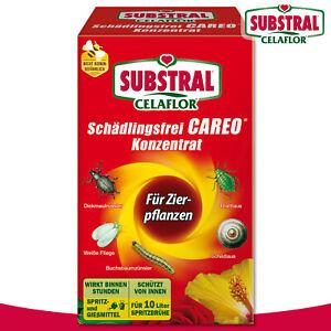 Substral Celaflor 100 ml Schädlingsfrei CAREO Konzentrat für Zierpflanzen