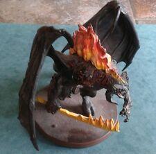 LOTR Collectors Models Special Edition Balrog Fire Demon ULTRA RARE