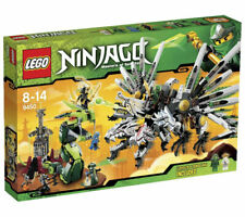 LEGO 9450 Ninjago Epic Dragon Battle from 2012, new and sealed