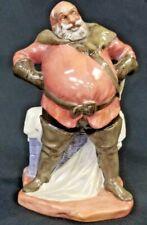 "Authentic Rare Royal Doulton ""Falstaff"" Hn2054 1950 Retired Figure 1992"