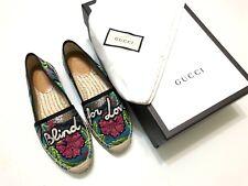 Gucci Womens Espadrilles New Size 37