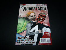 DC COMICS THE NEW 52 ANIMAL MAN #5 1ST PRINTING JEFF LEMIRE TRAVEL FOREMAN