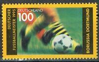 Bund MiNR 1833 Deutscher Fussballmeister 1995 Borussia Dortmund postfrisch **