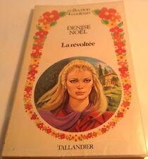 Book in French LA REVOLTEE Livre en Francais COLLECTION 4 COULEURS