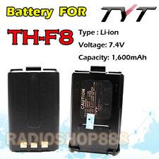 TYT TH-F8 Original Li-ion 1600mah  Battery