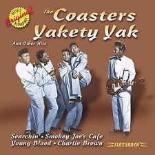 Yakety Yak & Other Favorites by The Coasters (has Charlie Brown & Searchin')