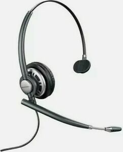 POLY HW710 Headset Head-band Black