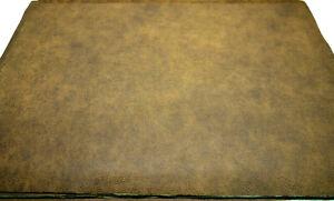 "Large Leather panels 3 pieces Top Quality 18""x 24""  Antique Classic"