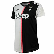 adidas Official Womens Juventus FC Home Football Shirt Jersey Top Tee 2019-20