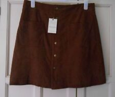 Marks and Spencer Suede A-line Casual Skirts for Women