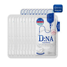 MEDIHEAL - D:NA(DNA) Proatin Mask Pack 25ml (10pcs) Korea Beauty Cosmetics