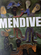 "Cuban Art Painting Book. ""MENDIVE"". 2015. Obras Manuel Mendive.(English edition)"