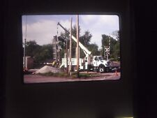 Original Slide RR National Crane International Truck Crew Light Control Build dd
