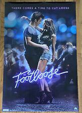 FOOTLOOSE MOVIE POSTER (2011) KENNY WORMALD JULIANNE HOUGH poster 2501 Dancing