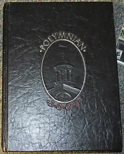 2007 POLYMNIAN NEWARK ACADEMY LIVINGSTON NEW JERSEY HIGH SCHOOL YEARBOOK
