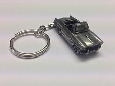 Triumph Herald 948 Convertible 3D split-ring keyring FULL CAR ref250