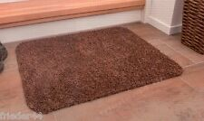 Fußmatte ASTRA SAUGAKTIV Schmutzfang matte waschbar braun Sauberlauf saugstark
