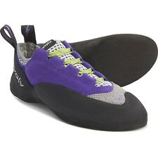 New Evolv Nikita Climbing Shoe - Women's- Purple/Black- Women Size 5.5 Us $85