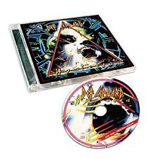 DEF LEPPARD - HYSTERIA   CD NEUF