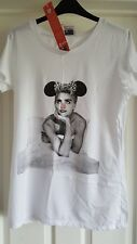 "Stella McCartney for Red Nose day ""Madonna"" t-shirt size Large"