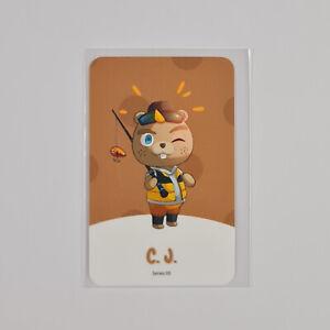 PREORDER NFC Karte Animal Crossing Lomeus / C.J. 412 Switch / Switch Lite