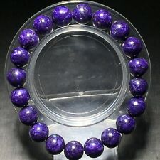 10mm Top Quality Natural Purple Charoite Crystal Gemstone Beads Bracelet