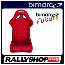 BIMARCO Seat FIA Racing FUTURA RED WITH HOMOLOGATION - CHEAP AND FAST DELIVERY