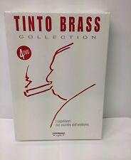 TINTO BRASS COLLECTION - 4 DVD -
