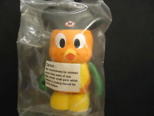 "DISNEY 3"" VINYLMATION FLORIDA PROJECT ORANGE BIRD CAST CHASER FIGURE SEALED"