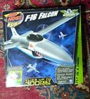 Air Hogs R/C F-16 Falcon. Wing is torn so sold as-is for spares only.