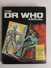 More details for dr who annual 1969 patrick troughton doctor world distributors