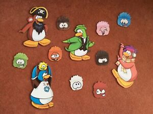 Club Penguin MDF bedroom wall art