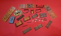Heroquest Furniture Bundle Original Items Hero quest Spares Parts Extras MB