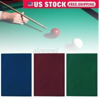 7ft 8ft Billiard Table Pool Table Cloth Felt Snooker Table Accessories    f D