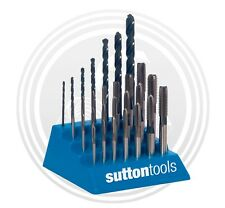SUTTON STRAIGHT FLUTE TAP & DRILL SET - MC - T901SDT1