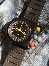 1970s Lip Mach 2000 Tallon Hand-winding Chronograph Vintage Mens Watch Val 7734