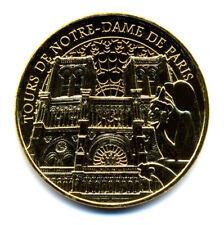 75004 Les Tours de Notre-Dame 5, Chimère, 2019, Monnaie de Paris