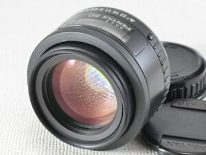 PENTAX smc FA 50mm F1.4 for K mount [EXCELLENT] from Japan (17510)