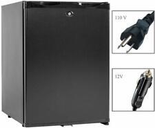 Smad 1.4 cu ft Ac Dc Motorhome Refrigerator 12V/110V Cooler Truck Vehicle Fridge