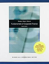 Fundamentals of Corporate Finance by Brealey, Richard A.