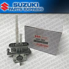 NEW SUZUKI OEM FUEL PETCOCK TAP LT-F250 QUADRUNNER LT-F300 KING QUAD 44300-19B22