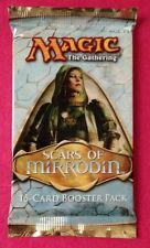 Magic MTG Scars of Mirrodin 15-card Booster Pack Sealed Discount Lots Available