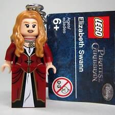 LEGO Pirates of the Caribbean: Elizabeth Swann Key Chain