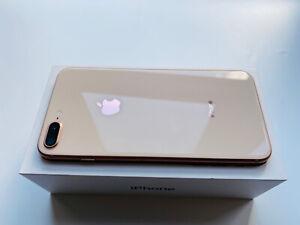 Apple iPhone 8 Plus 256GB | GOLD | Unlocked | A1905 | NEW