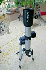 """Meade Starnavigator 102 Computer-directed """"go to"""" refractor telescope"""